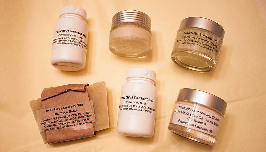Beautiful Radiant You Products