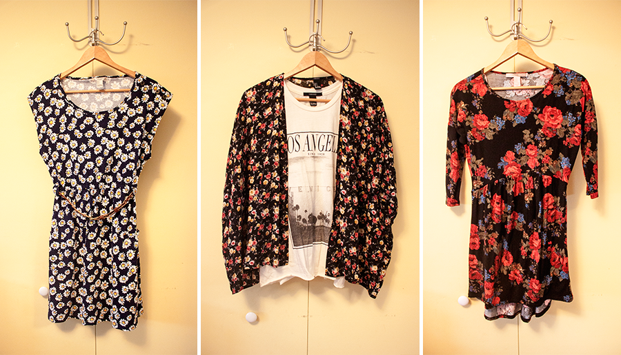Haul: Florals and Tees