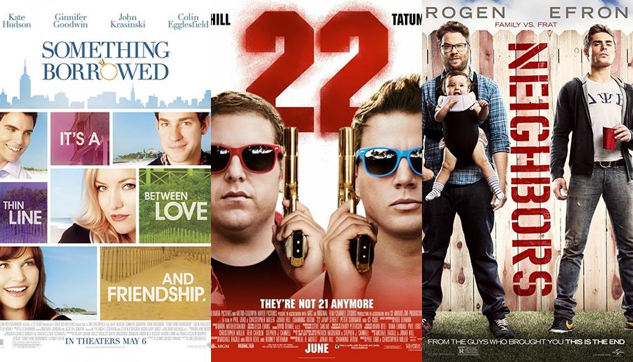 Movie List 2014: 40-42