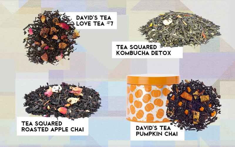 Wonderful World of Tea: Autumn 2014