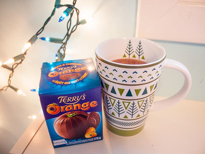 Nicole In The Kitchen: Orange Hot Chocolate
