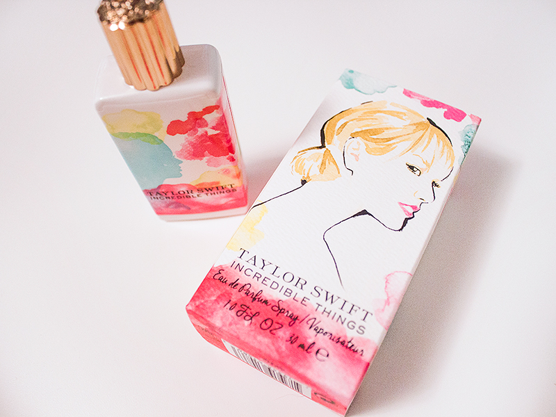 My Thoughts On Taylor Swift S Incredible Things Fragrance Nicole Rae