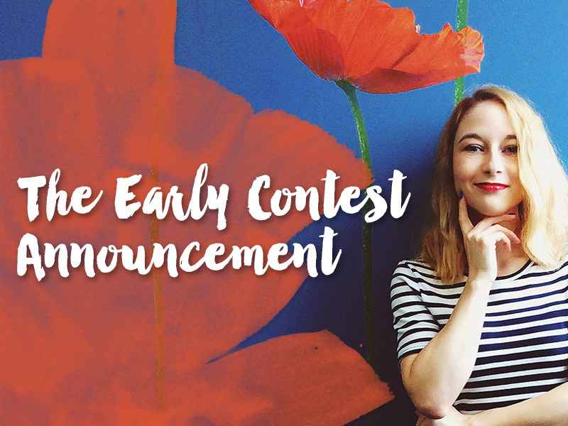 theearlycontestannouncement