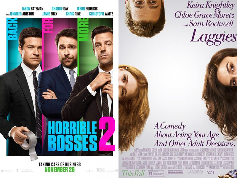 Movie List 2015: 7 & 8