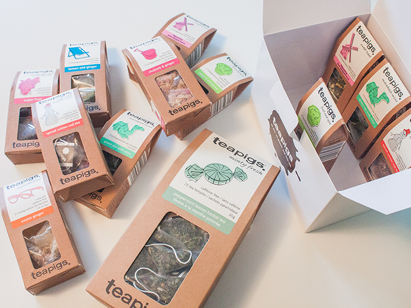 Brand Review: Teapigs