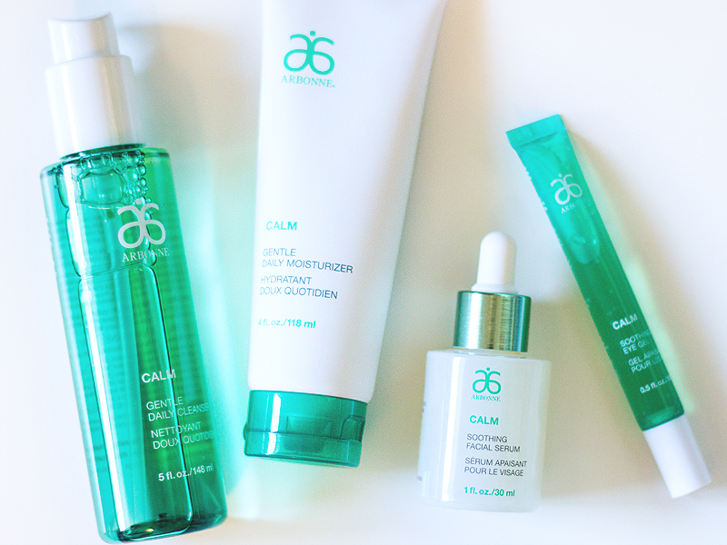 Product Review: Arbonne Calm Collection • nicole rae