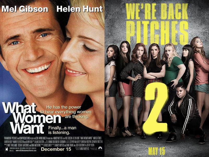 Movie List 2015: 23 & 24