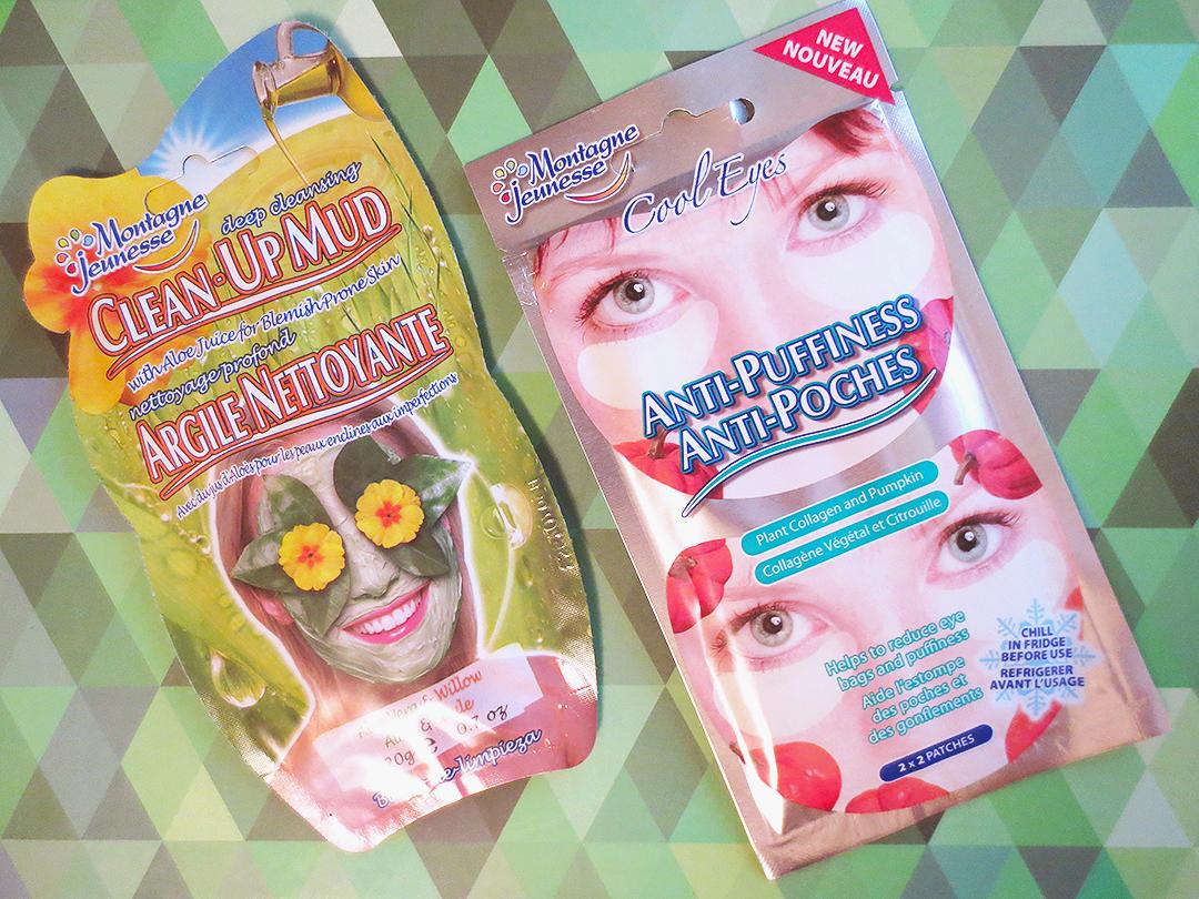 FarleyCo Montagne Jeunesse Face & Eye Masks