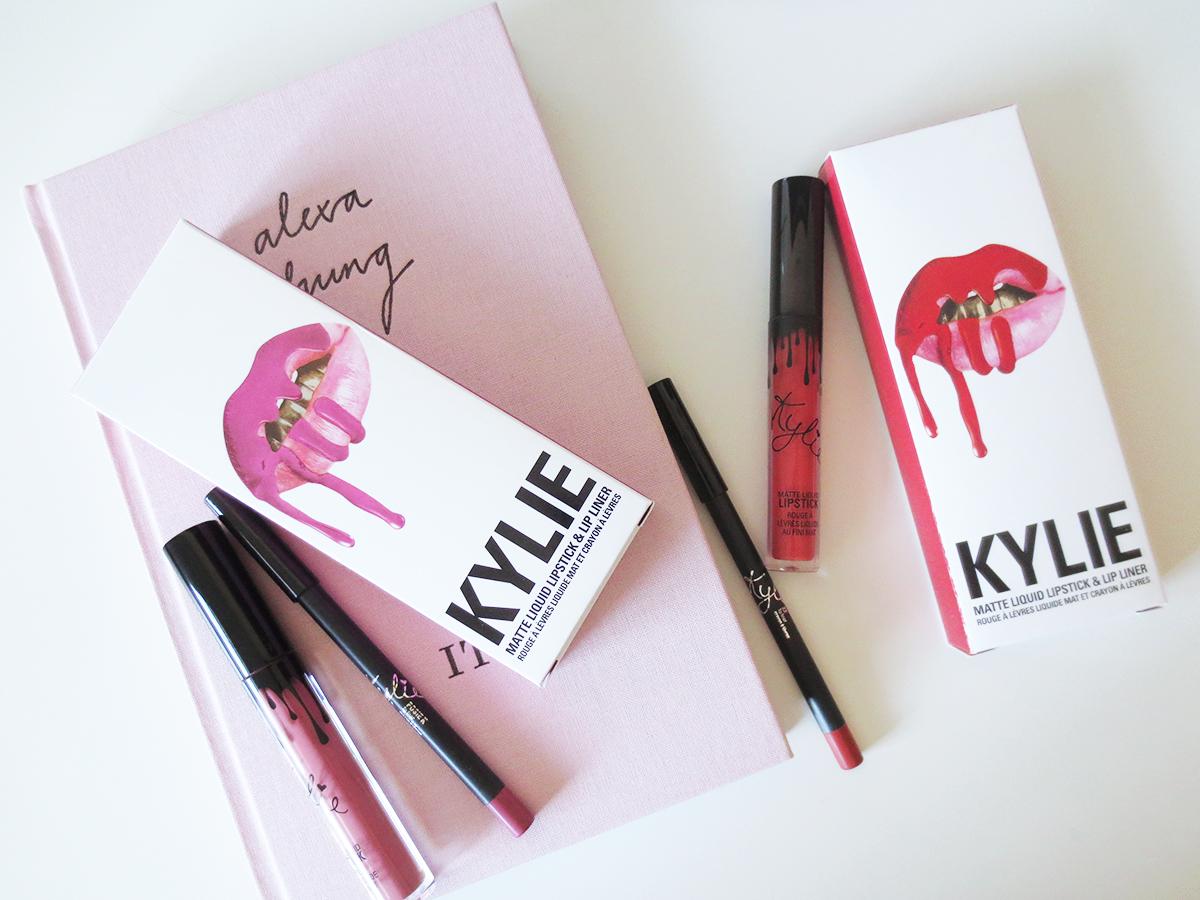 Kylie Cosmetics Lip Kits Review: Posie K, 22
