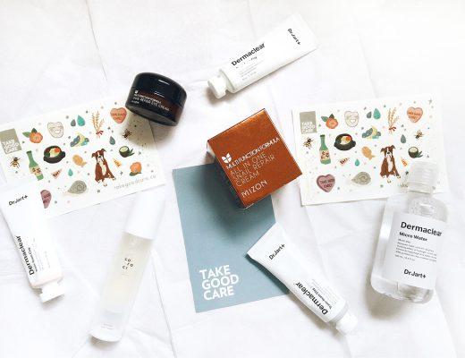 Take Good Care discount code on korean skin care