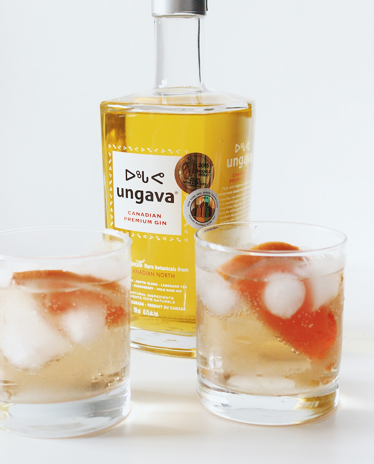 ungava gin buck cocktail recipe