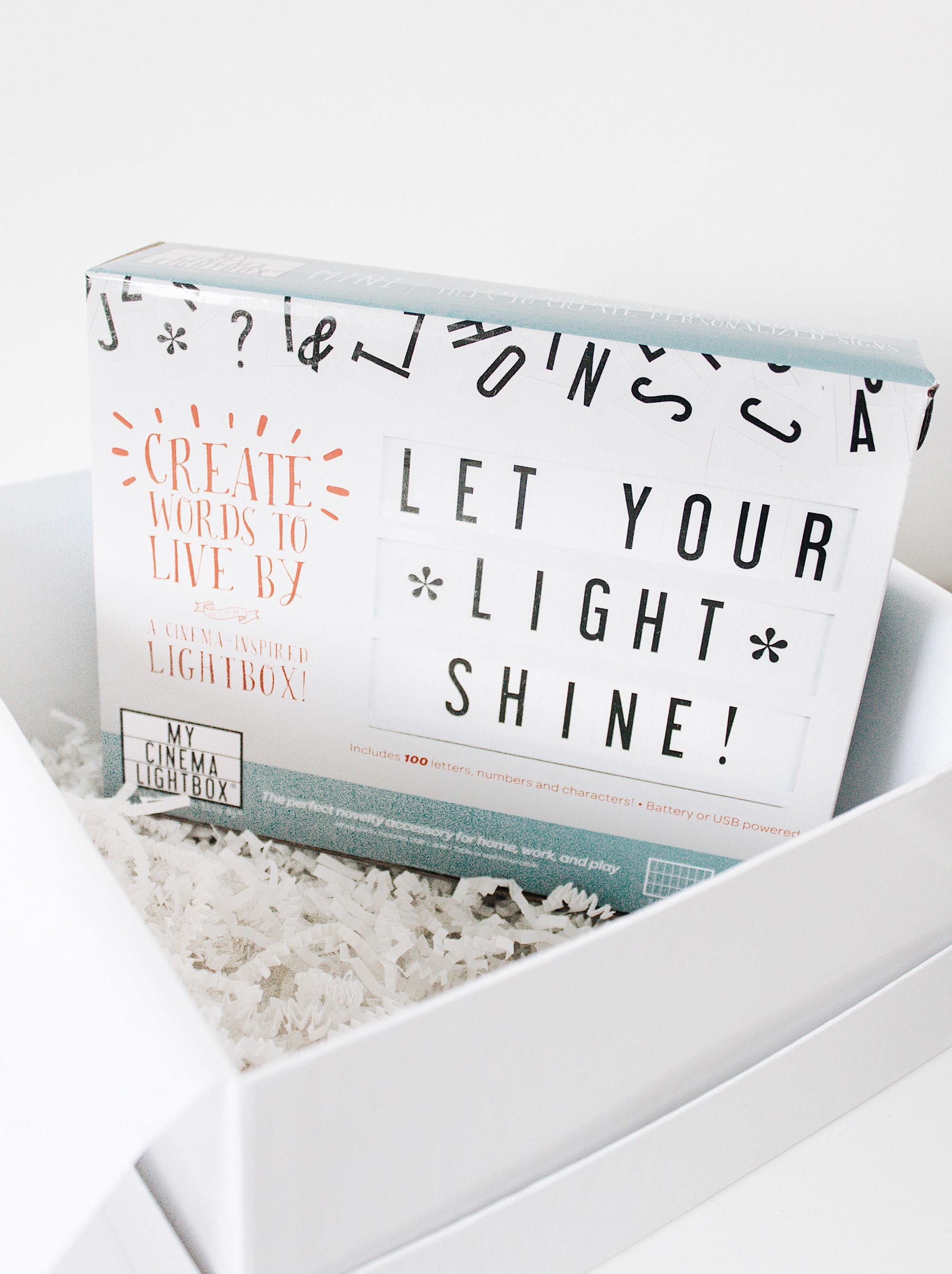 lightbox giveaway