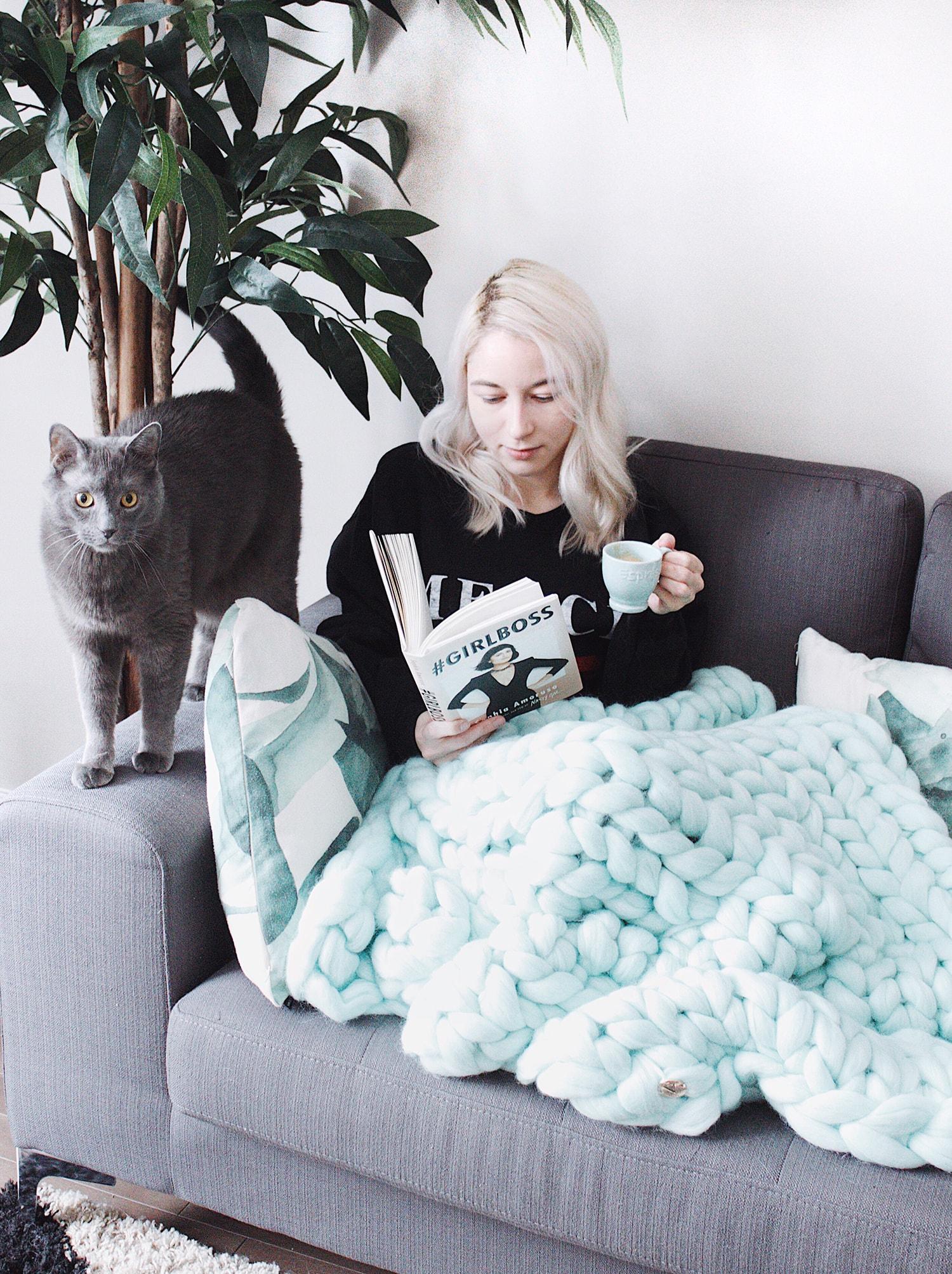 verdun merino wool blanket