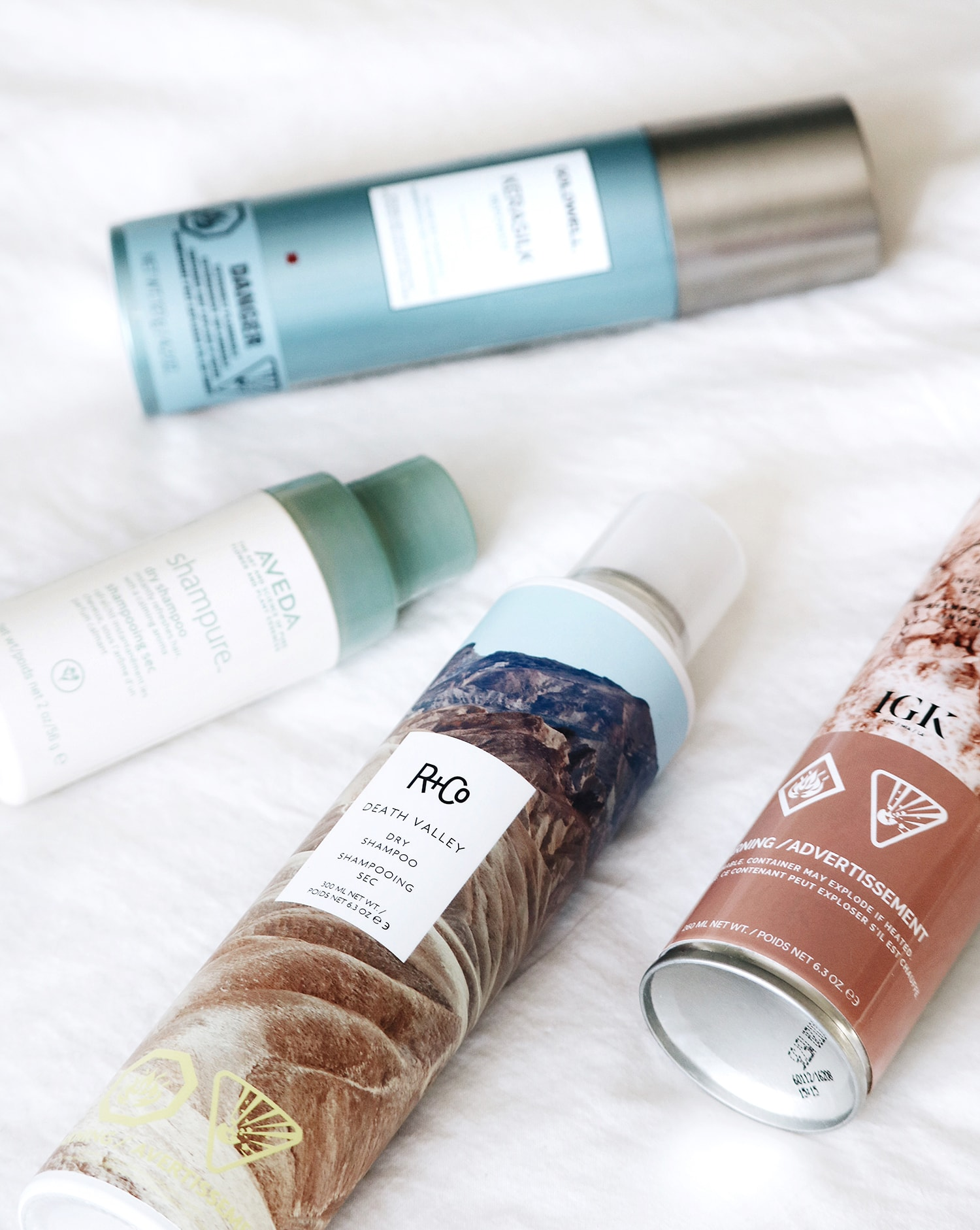 The Best Dry Shampoo of 2017