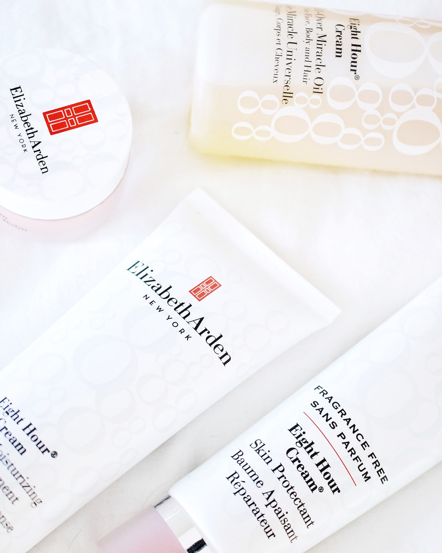elizabeth arden eight hour cream collection