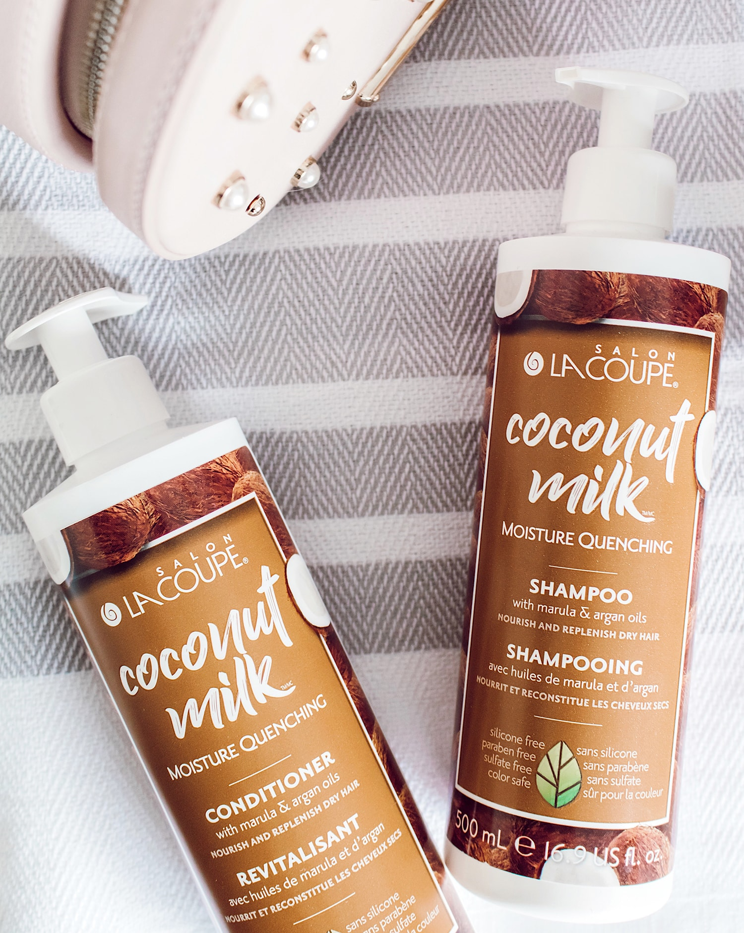 lacoupe hair coconut milk