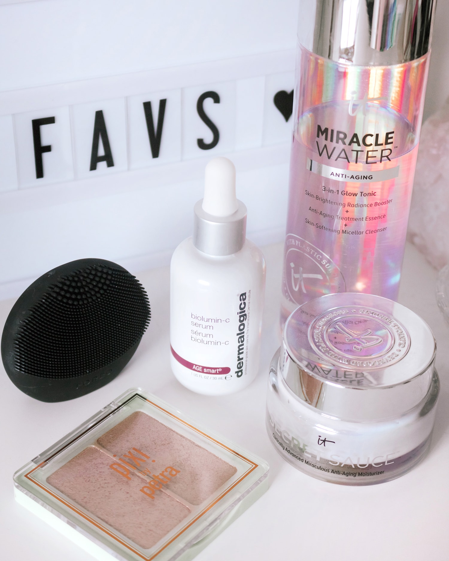 july beauty favourites