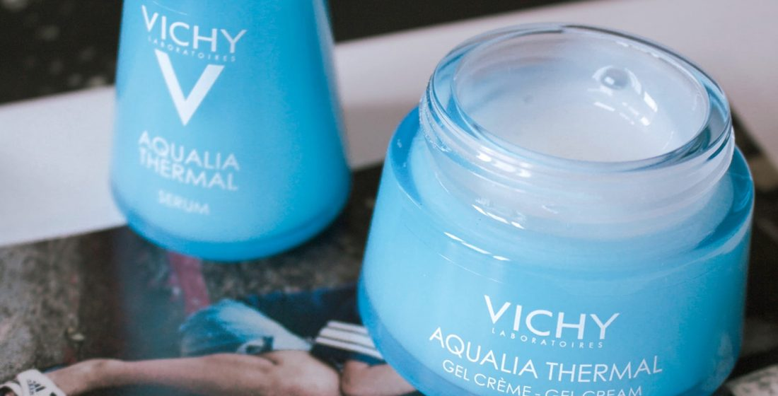 Vichy's Aqualia Thermal for Dehydrated Skin