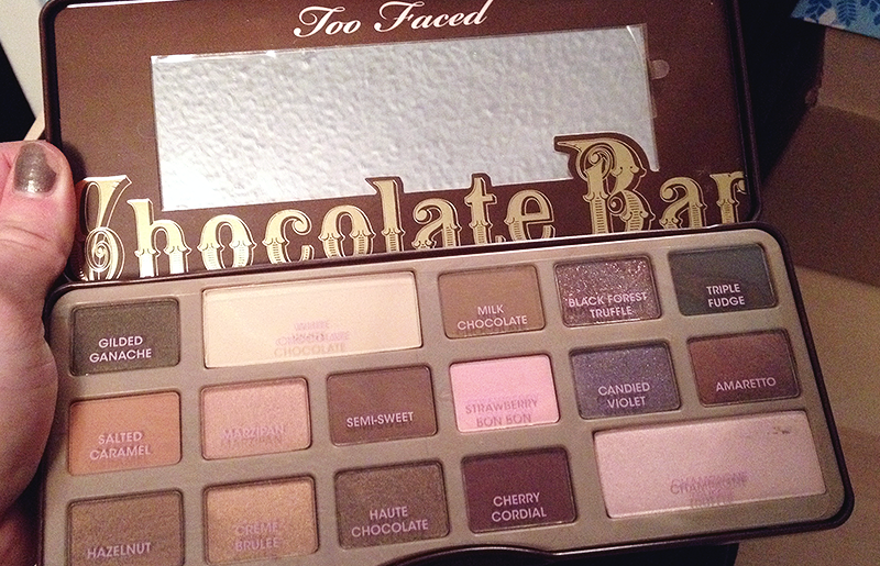 Product Review: Too Faced Chocolate Bar Palette