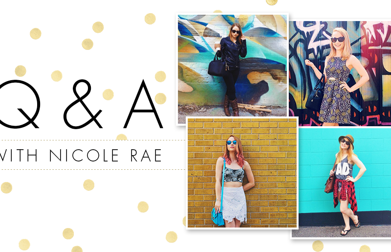 Q&A with Nicole Rae
