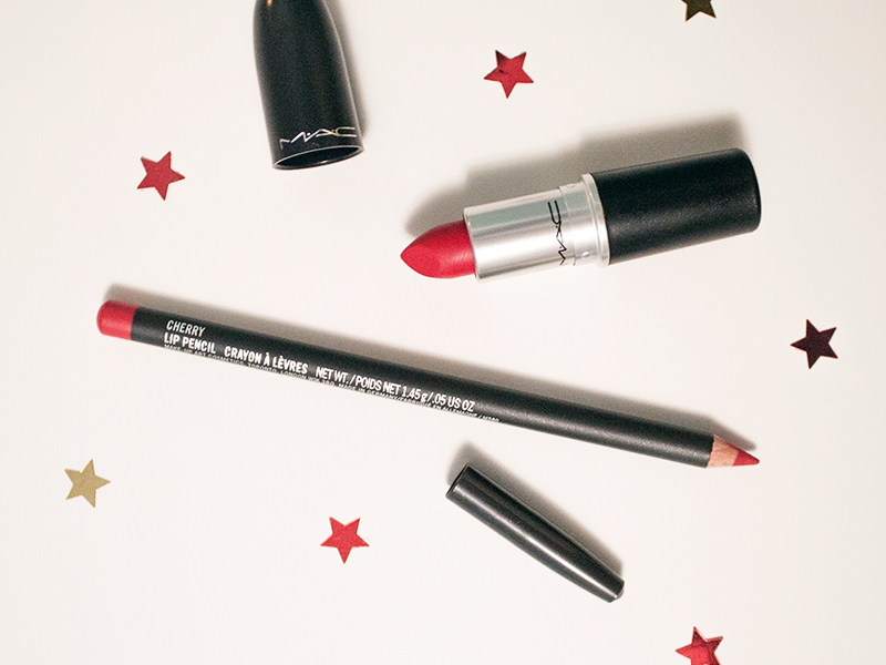 MAC Red Lips