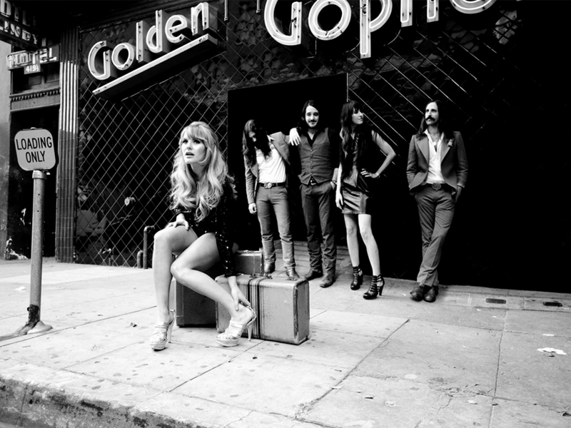 Headphones On: Grace Potter and the Nocturnals