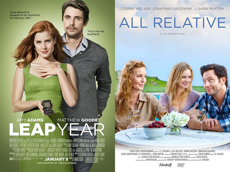 Movie List 2015: 17 & 18