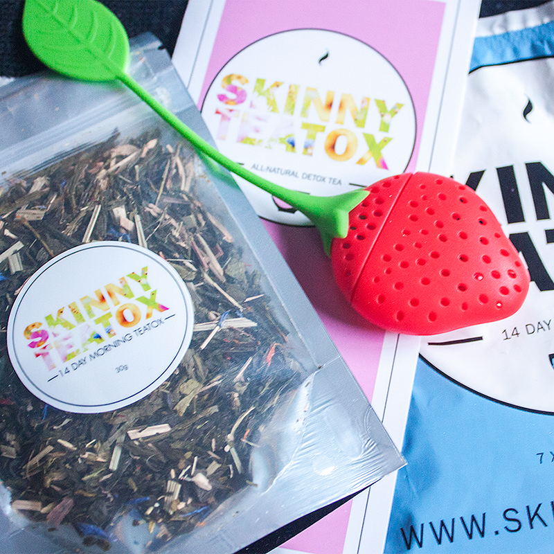 The Skinny Teatox Review