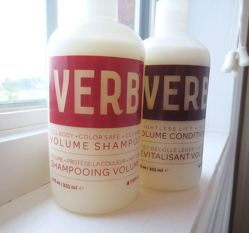 VERB Volume Shampoo and Conditioner