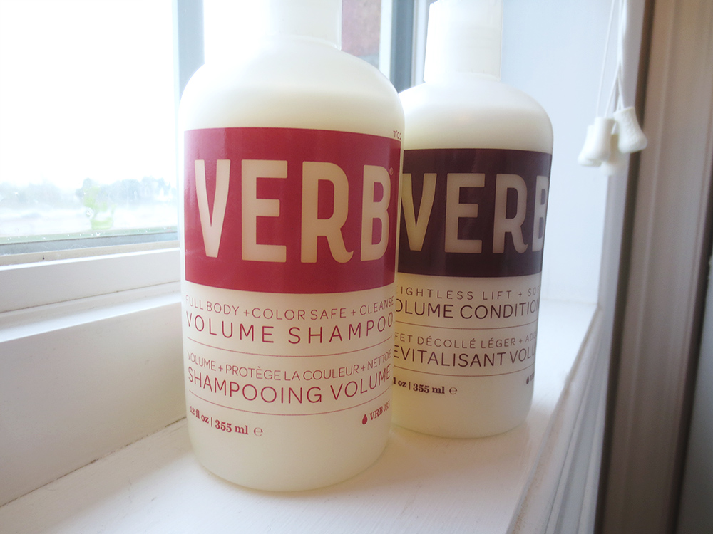 VERB Volume Shampoo and Conditioner