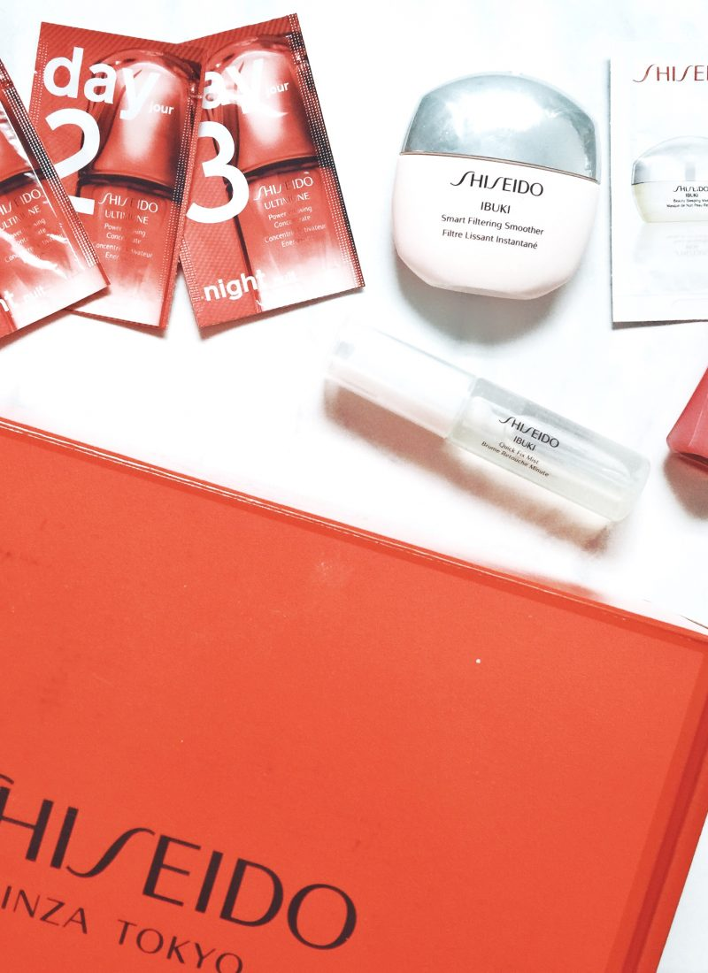 shiseido perfect skin