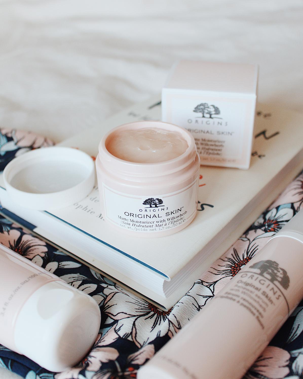 origins original-skin matte moisturizer with willowherb
