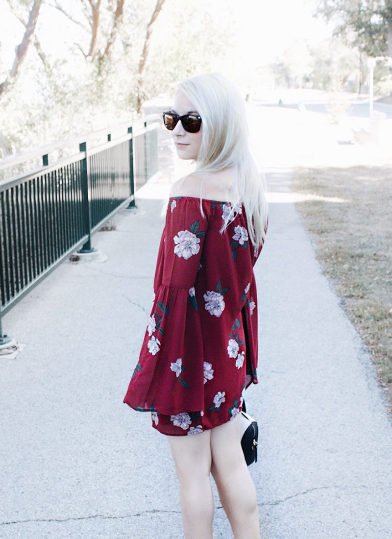 OOTD: The Autumn Dress You Need