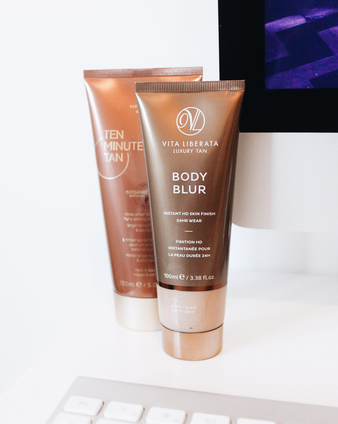 vita liberata ten minute tan body blur
