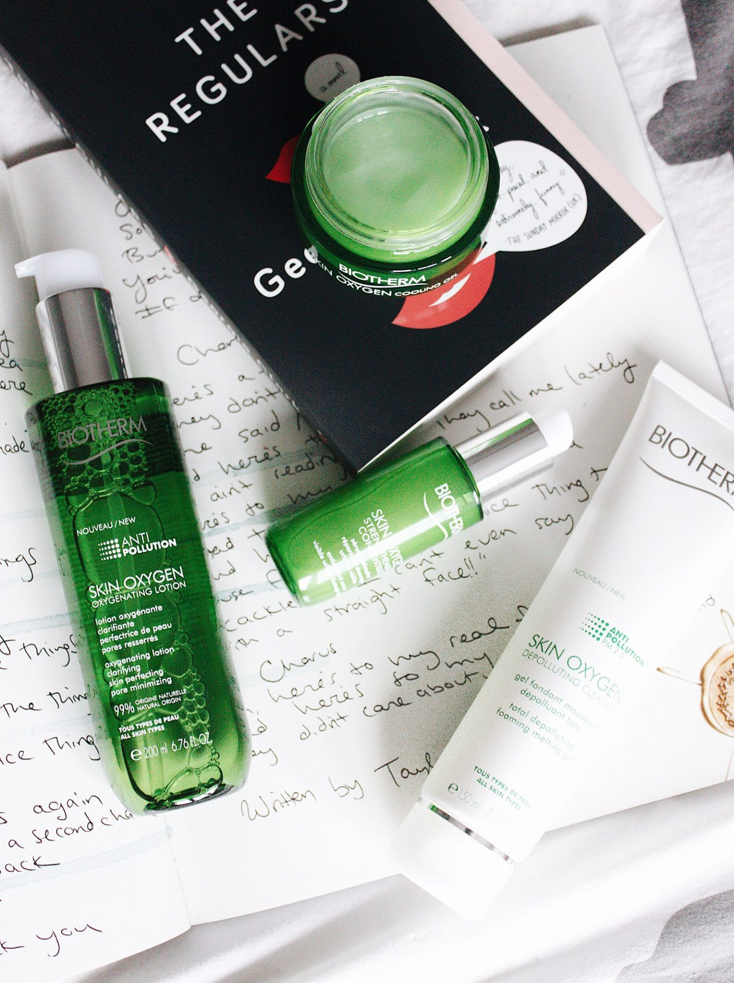 biotherm skin oxygen review