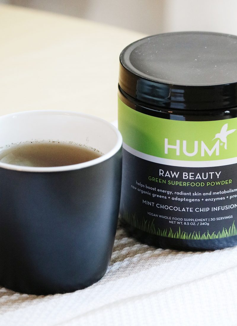 Raw Beauty Helps Kick Start a New Year