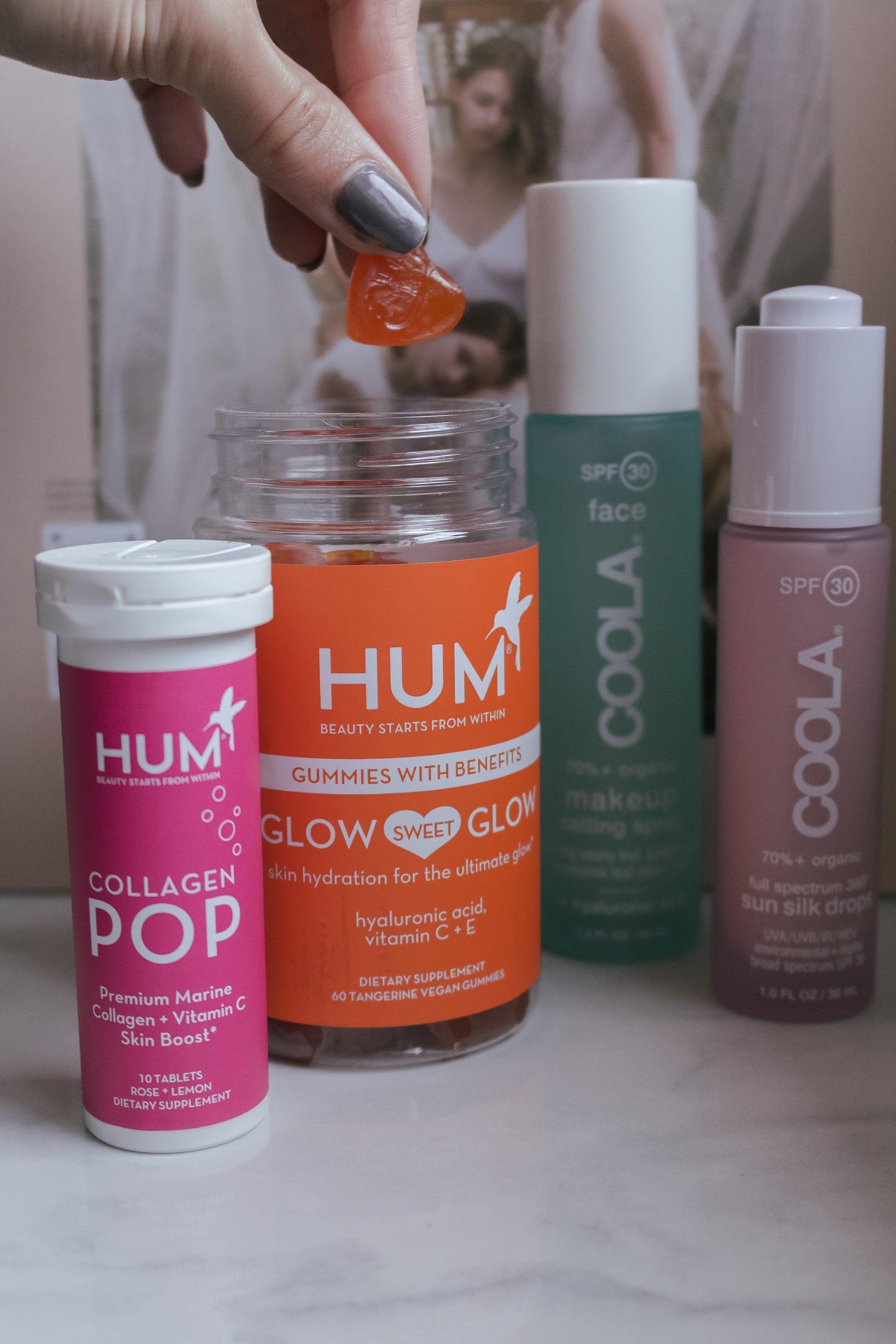 Hum Nutrition Coola SPF
