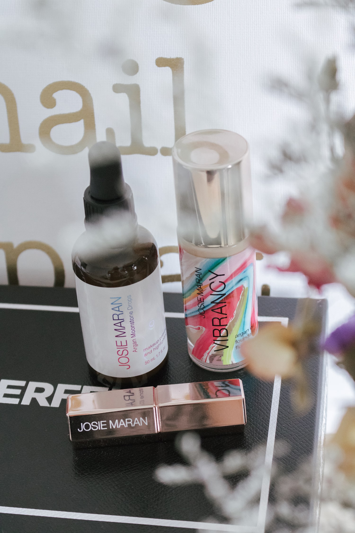 Josie Maran Makeup Review
