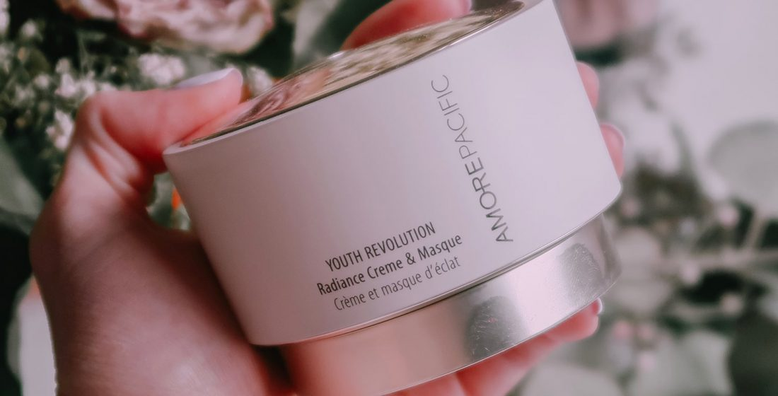 AMOREPACIFIC Youth Revolution Radiance Crème and Masque
