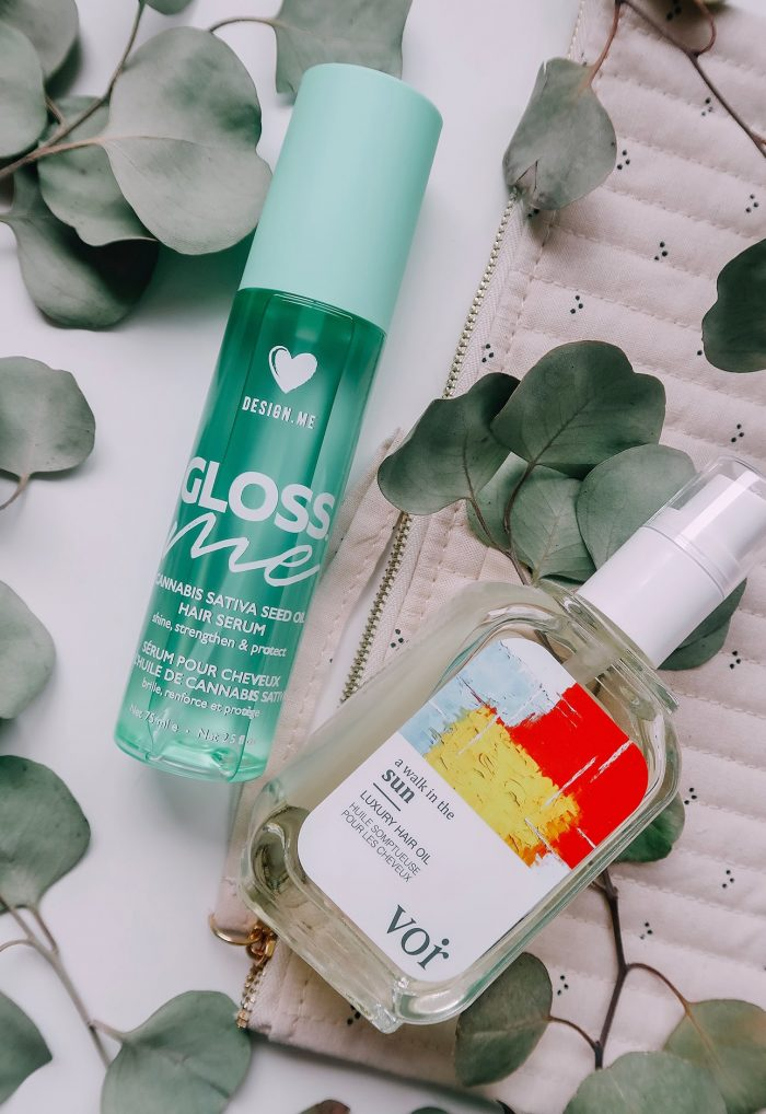 design.me gloss.me voir hair oil