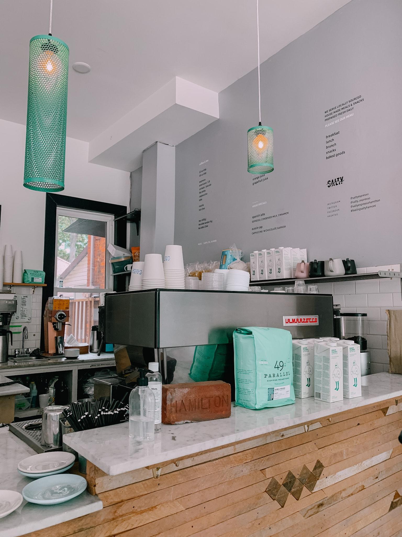 cafe photo preset monday nicole rae