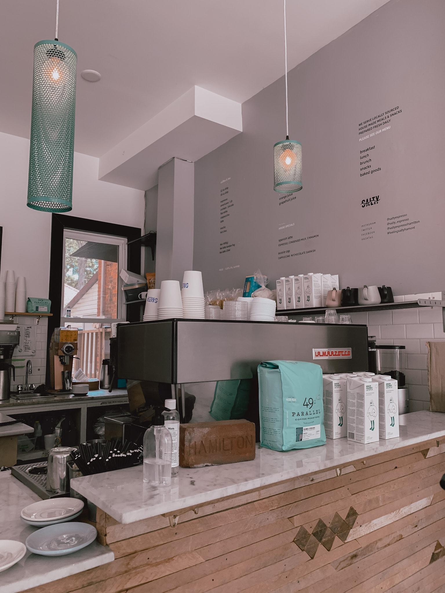 cafe photo preset saturday nicole rae