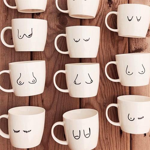 the mug bug custom upcycled mugs