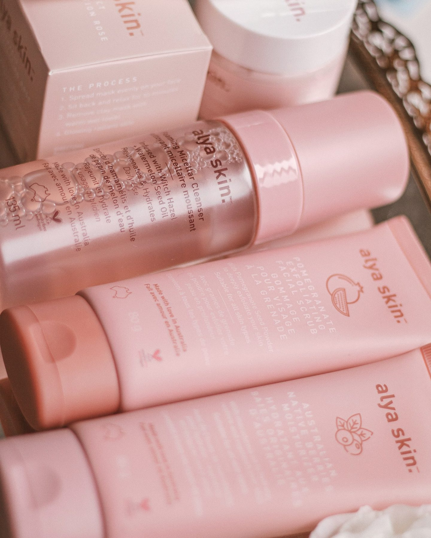 Ayla skin products review by beauty blogger Nicole Rae