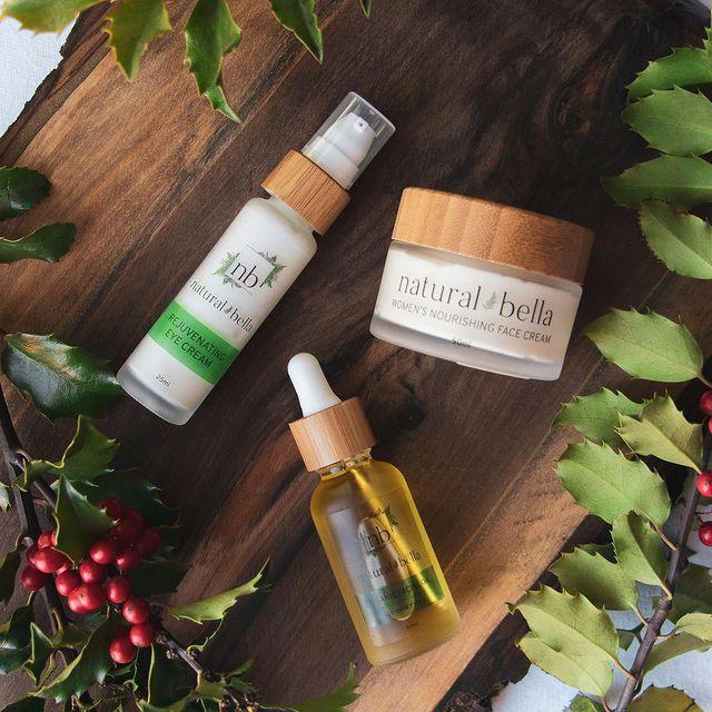 Naturalbella vegan skin care in Hamilton, Ontario