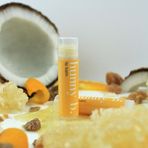 hunny b lip balm from Vancouver, BC, Canada