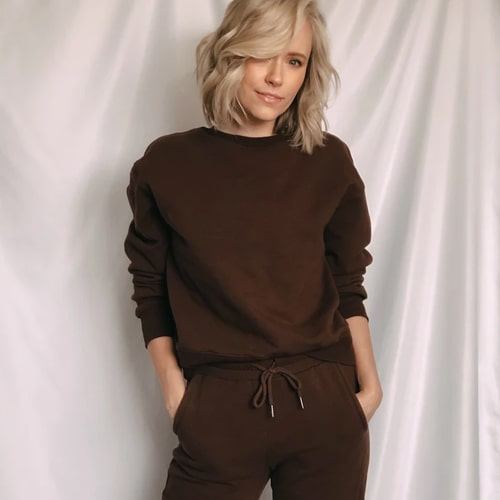 REMI the label Canadian loungewear clothing and accessories